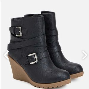 Just fab Boots NWOT